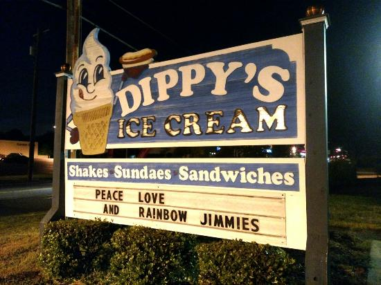 Mantua, NJ: Dippy's Ice Cream