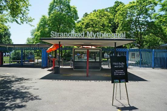 Hiltl - Strandbad Mythenquai