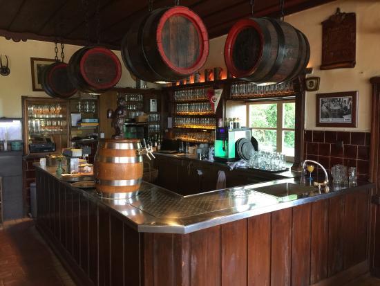 Lauenau, ألمانيا: Bar