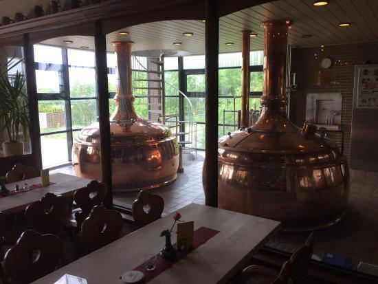 Lauenau, ألمانيا: Bier