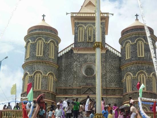 Vagamon, India: Pattumalai Church