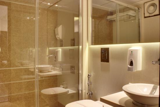 Bathroom Picture Of Grand Godwin Hotel New Delhi Tripadvisor