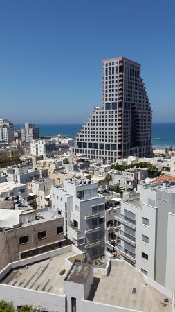 Vista Para O Mar Foto Di Mercure Tel Aviv City Center