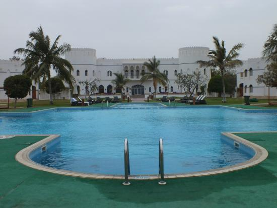 Sohar Beach Hotel Swimming Pool