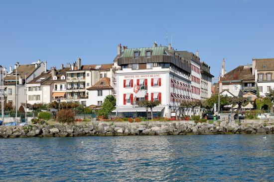 Romantik Hotel Mont-Blanc Au Lac : Romantik Hôtel Mont-Blanc au Lac