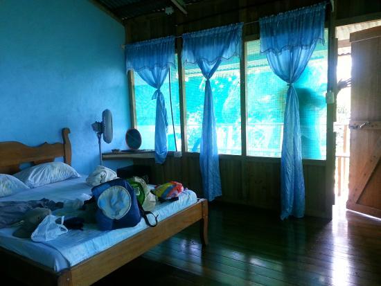 Cabinas El Mirador Lodge : Ambiente para soñar