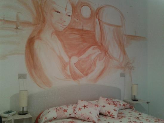 Hotel Julia: La camera