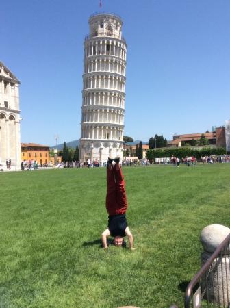 B&B Il Giardino di Rosmarino : Yoga at Pisa