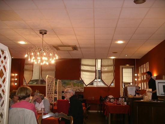 Hotel de France: salle agréable