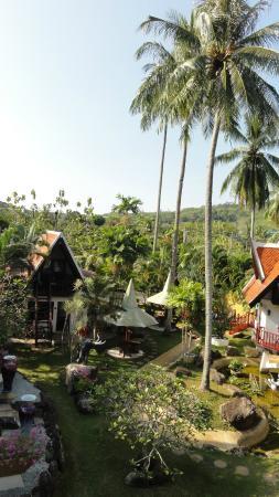 Coco Palace Resort: Coco Garden