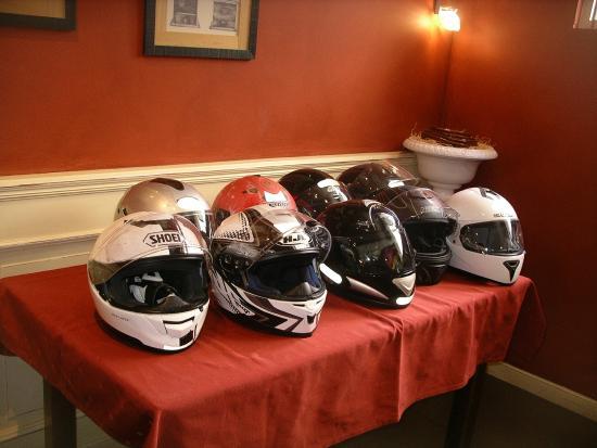Hotel de France: excellent accueil motards
