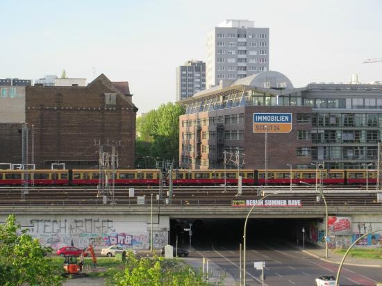 Hotel Ibis Ostbahnhof Berlin