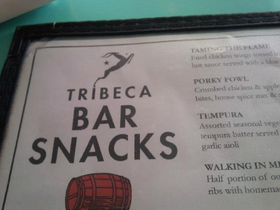 Tribeca Original: The Logo