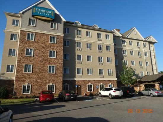 Staybridge Suites Augusta: Staybridge Suites in Augusta, GA