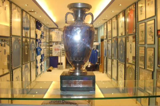 Greek national Football Museum