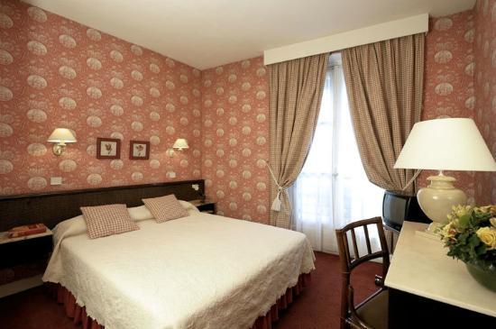 Hotel Le Clement: Chambre