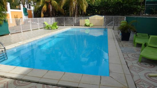Hotel Le Petit Havre : piscine