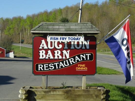 Argyle, NY: Sign out front