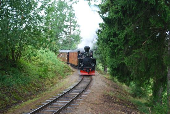 Urskog- Hoelandsbanen - Tertitten