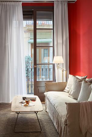 Casa Camper Hotel Barcelona: CITY ROOM CORNER