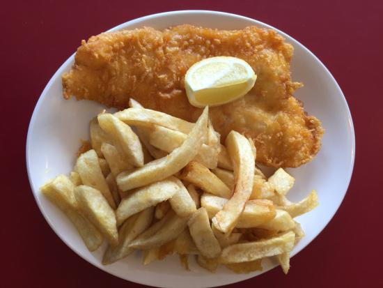 Good menu picture of sea salt fish bar restaurant for Sea salt fish grill