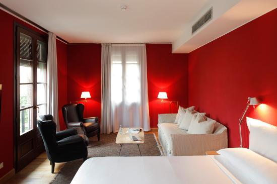 Casa Camper Hotel Barcelona: CITY CORNER SUITE