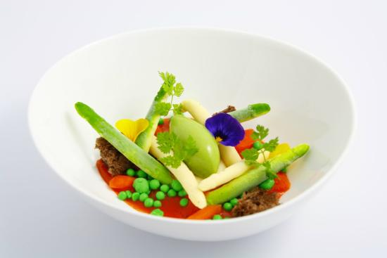 Brenners Park-Restaurant : Faux Spring Veggies