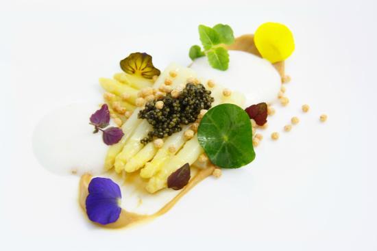 Brenners Park-Restaurant : White Thai Aspargus