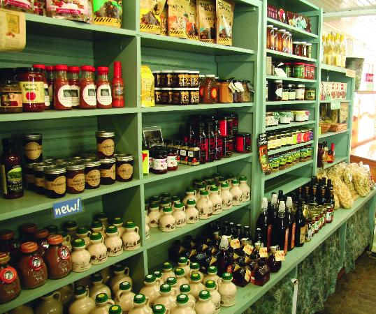 The Warren Store : Provisions