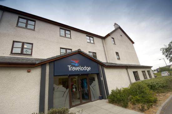 Travelodge Inverness: Exterior