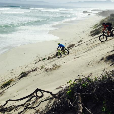 Hermanus, Sydafrika: the dunes