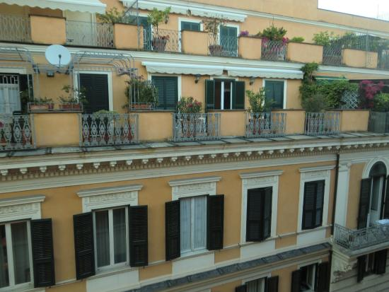B&B Lost in Trastevere: vista