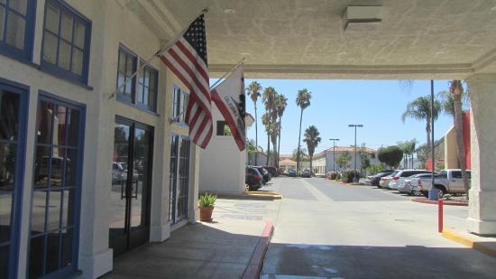 Motel 6 Hemet : Exterior