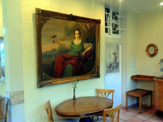 Hotel Rotdorn: Raum