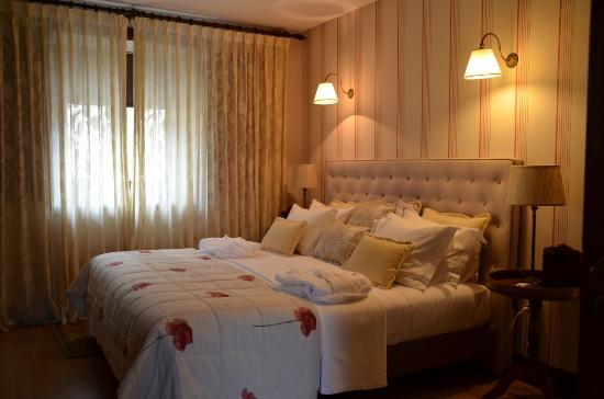 Quinta do Monteverde: Een indruk van de slaapkamer.
