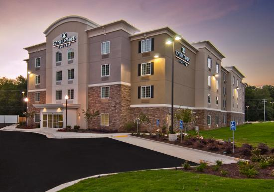 Candlewood Suites Tupelo North: Hotel Exterior