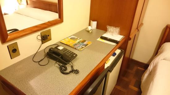 Hotel Golden Star: Area de Trabalho