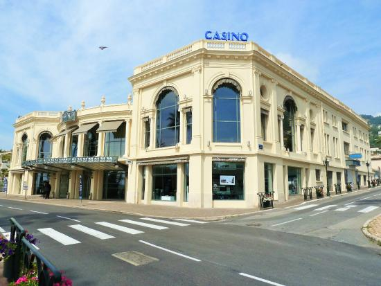 Hôtel Carlton – Beaulieu-sur-mer : La Casino de Beaulieu-sur-mer