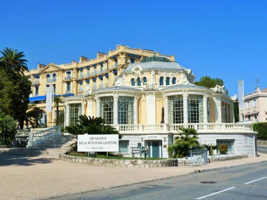 La Rotonde de Beaulieusurmer Picture of Hotel Carlton Beaulieu