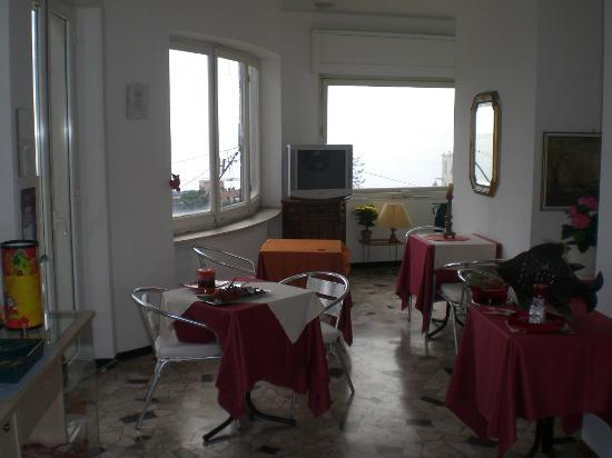 Hotel Belvedere: salone