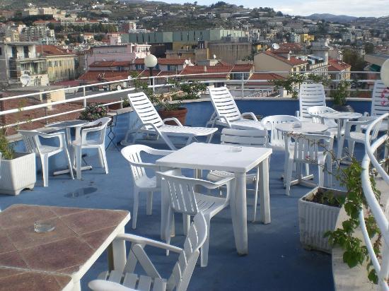 Hotel Belvedere: terrazza panoramica