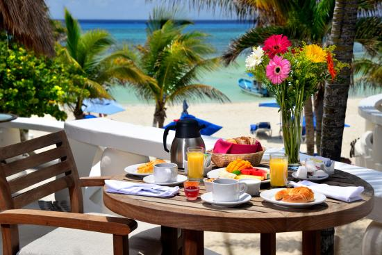 Playa Palms Beach Hotel: Playa Palms Desayuno Continental