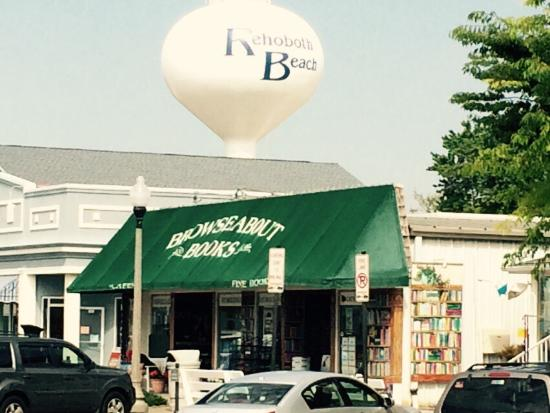Browseabout Books Rehoboth Avenue