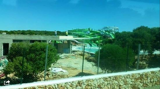 Sant Lluís, España: 18/5 waterpark photos