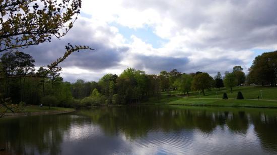 Johnny Henderson Park Trail
