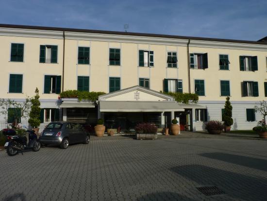 Santa Caterina Park Hotel - Sarzana: Entrée