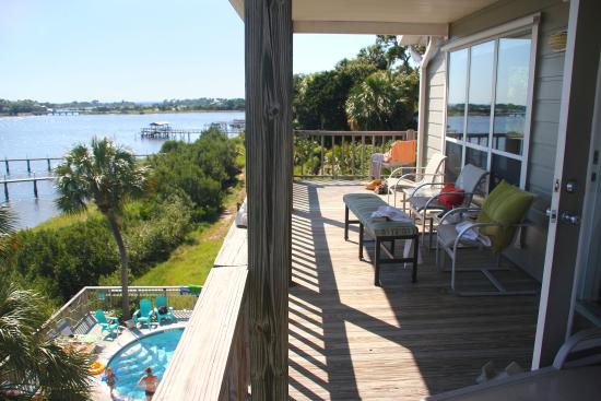 Seahorse Landing: The Balcony #2