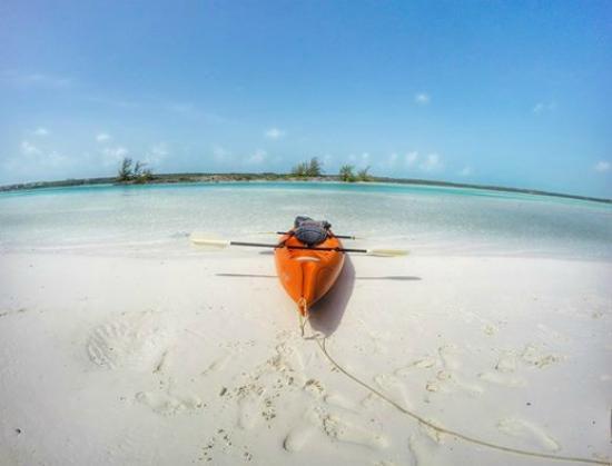 Exuma Vacation Cottages: Kayak