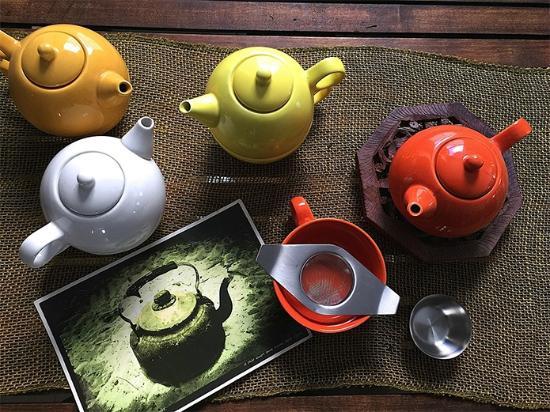 Andes, estado de Nueva York: Teaware