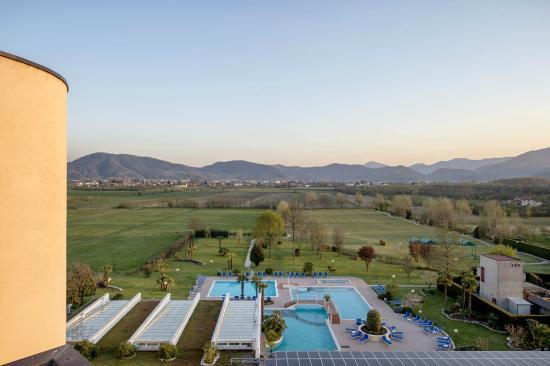 Hotel Leonardo Da Vinci Terme & Golf: Colli Euganei